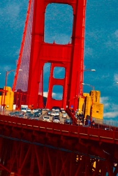 Golden Gate Traffic
