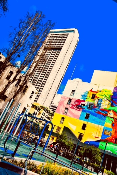 Urban Playground As An Art Museum