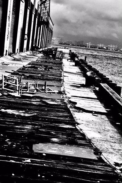 Rainy Day Dock