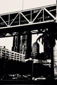 Down Under Oakland Bay Bridge