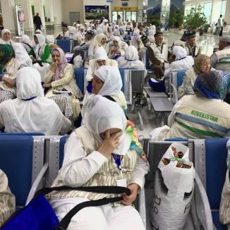Airport Uzebkistan