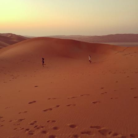 Liwa Desert